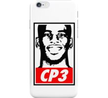 Chris Paul CP3 Obey Icon iPhone Case/Skin