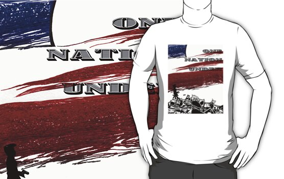 One Nation Under by Andrea Lauren Henning