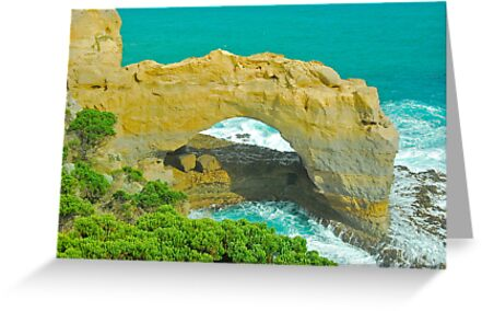 The Arch Lookout by Penny Smith