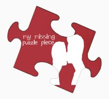 My Missing Puzzle Piece by PirateGiraffe