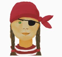 Little Pirate Girl by Andrea Meyer