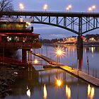 Knoxville Waterfront II by photodug