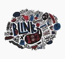 blink-182 'Titles' by MUFUonline