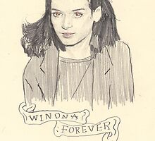 Wino Forever by Ryan Humphrey