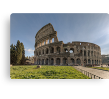 Colosseum | Rome Canvas Print