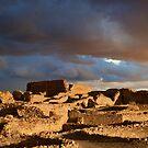 Pueblo Bonito Stormlight by Kim Barton