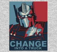 Optimus Prime - Change by badcookie