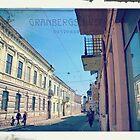 Greetings from Chernivtsi IV (Postcard) by alecksmart
