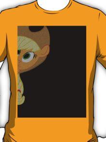 Applejack is curious. T-Shirt