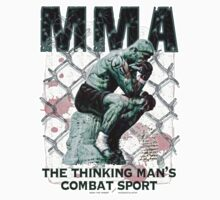 MMA The Thinking Man's Combat Sport Kids Clothes