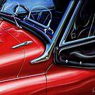 Triumph TR-3 Detail by davidkyte