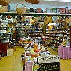 Inside the Speciality Food Store by magicaltrails