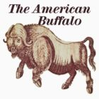 The American Buffalo by timgraphics