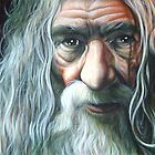 Gandalf by Tim Miklos