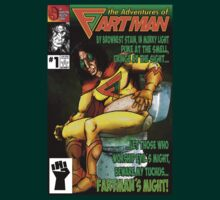 the Adventures of Fartman by Kevin Frear
