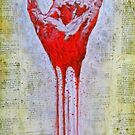 """Red Hand"" by BryanLanier"