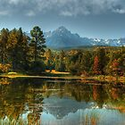 Mt Sneffels by Ken Smith