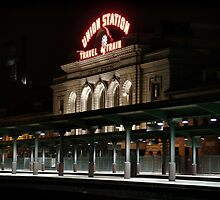 Union Station View 1 by Ken Smith