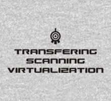 Code Lyoko - Transfering, Scanning, Virtualization. by NathanLukeW