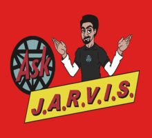 Ask J.A.R.V.I.S. by Tao-Fury