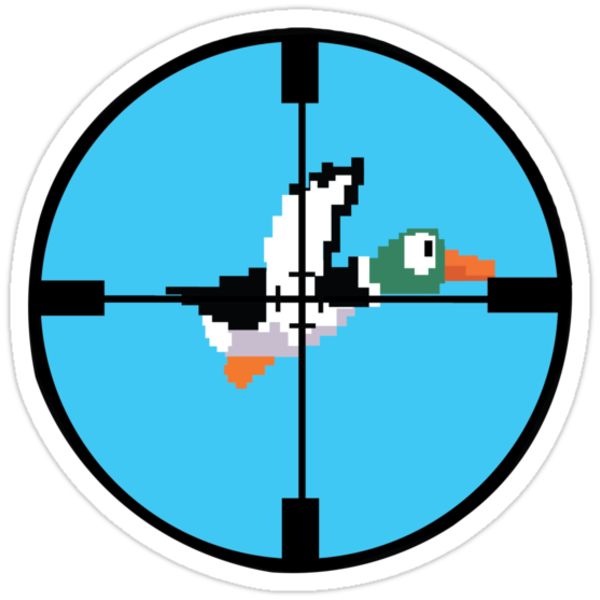 Duck hunt by nick94