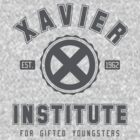 XAVIER INSTITUTE by lewtengco