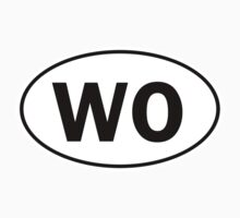 WO - Oval Identity Sign		 by Ovals