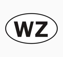 WZ - Oval Identity Sign		 by Ovals