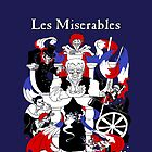 Les Miserables - The Characters by marinasinger