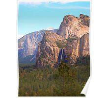 Scene from Yosemite National Park 3 Poster