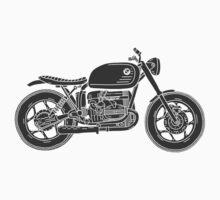 BMW R80 - Cafe racer by Daniel Feldt
