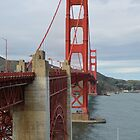 Golden Gate  by terjekj