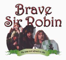 Brave Sir Robin by idaspark