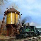 Colorado Railroad Museum Steam Up by Ken Smith