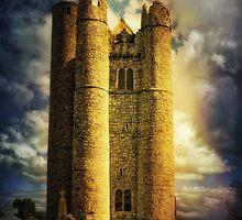 Lusk roundtower - Ireland by EmvandeBee