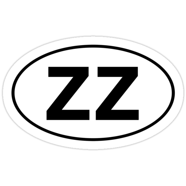 ZZ - Oval Identity Sign		 by Ovals