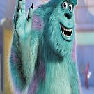 Sulley from Monsters, Inc by Kanae