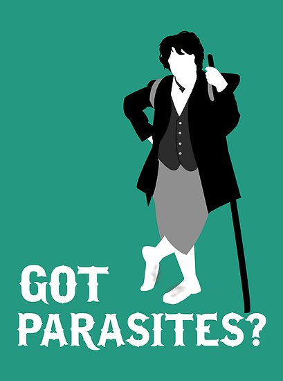 Got parasites? by nimbusnought