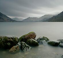 Ullswater Rocks by Brian Kerr