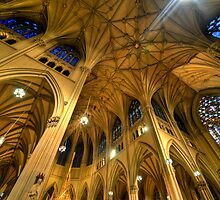 St Patrick's Cathedral - New York 2.0 by Yhun Suarez