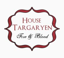 House Targaryen by amy kephart