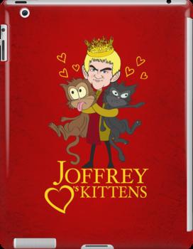 Joffrey Loves Kittens by JenSnow