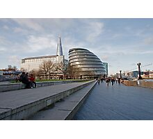 City Hall in London Photographic Print