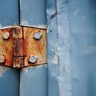 Rusty Hinge by catherinecachia
