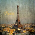 I love Paris by inourgardentoo