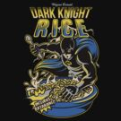 Dark Knight Rices by MeleeNinja