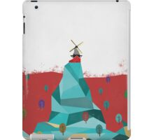 Windmill iPad Case/Skin