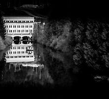 Stave Falls Dam by Sheri Bawtinheimer