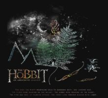 The Hobbit - Misty Mountains by Fawkes