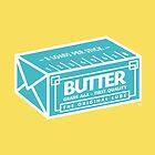 Butter - The Original Lube by Sebastian Sindermann
